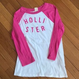 Hollister Baseball Tee